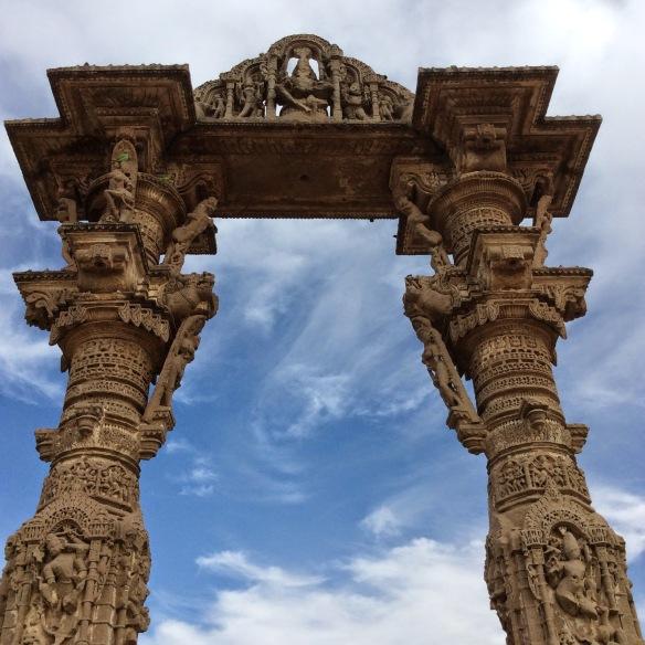 Vadnagar, Solanki Dynasty, Kirti Toran, Gujarat