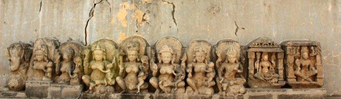Vadnagar, Solanki Dynasty, City Gate, Gujarat, Amter Mata Temple