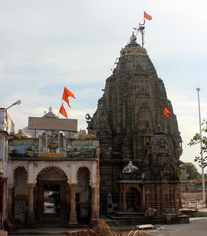 Vadnagar, Solanki Dynasty, City Gate, Gujarat, Hatkeshwar Mahadev Temple