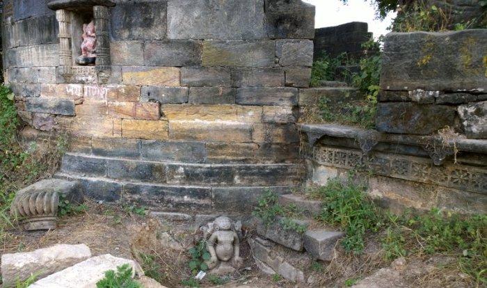 Vadnagar, Solanki Dynasty, City Gate, Gujarat, Stepwell, Vav