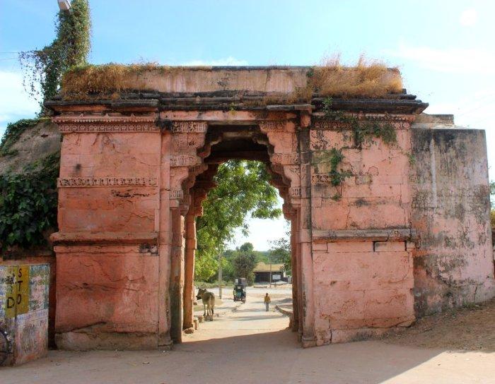 Vadnagar, Solanki Dynasty, City Gate, Gujarat