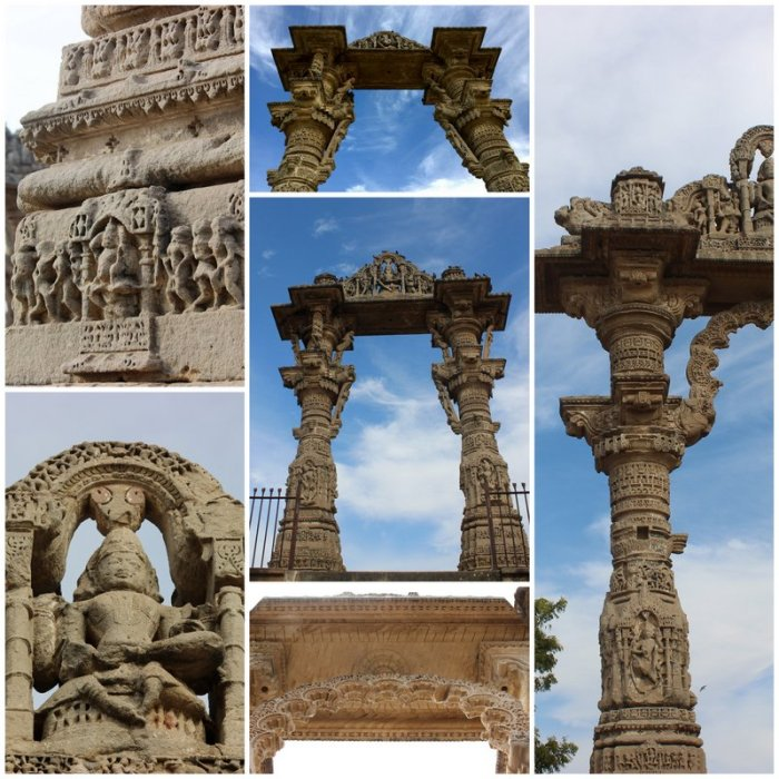 Vadnagar, Solanki Dynasty, City Gate, Gujarat, Kirti Toran