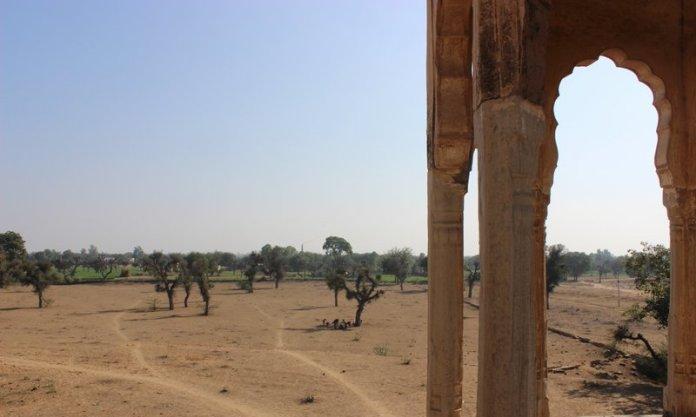 Dundlod, Painted Towns of Shekhawati, Fresco, Art Gallery, Painting, Heritage, Travel, Rajasthan, Goenka