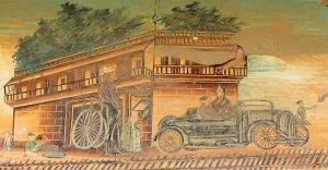 Laxmangarh, Painted Towns of Shekhawati, Fresco, Art Gallery, Painting, Heritage, Travel, Rajasthan