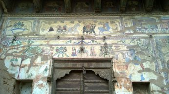 Mandawa, Painted Towns of Shekhawati, Fresco, Art Gallery, Painting, Heritage, Travel, Rajasthan