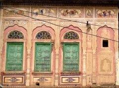 Mandawa, Painted Towns of Shekhawati, Fresco, Art Gallery, Painting, Heritage, Travel, Rajasthan