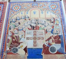 Nawalgarh, Painted Towns of Shekhawati, Fresco, Art Gallery, Painting, Heritage, Travel, Rajasthan