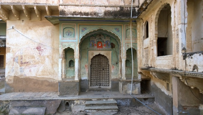 Painted Towns of Shekhawati, Nawalgarh, Poddar Haveli,