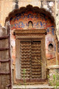 Bissau, Painted Towns of Shekhawati, Fresco, Art Gallery, Painting, Heritage, Travel, Rajasthan
