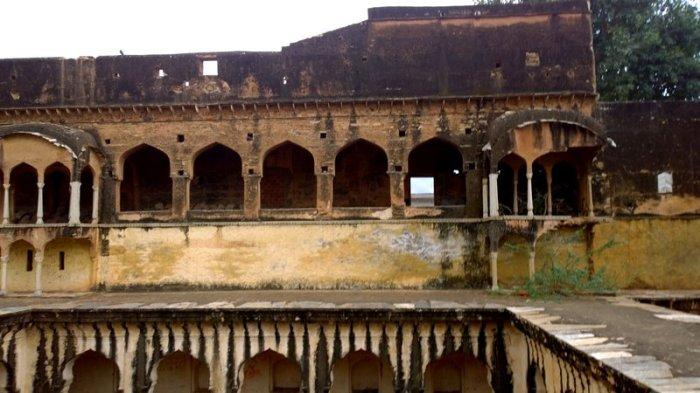 Lohagal stepwell, Chetan Das ki Bawri, Travel, Rajasthan, Shekhawati