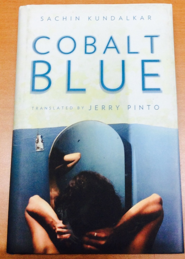 Cobalt Blue, Sachin Kundalkar, Translated Book, Marathi to English, Jerry Pinto, Hamish Hamilton, Novel, Fiction, #TSBCReadsIndia