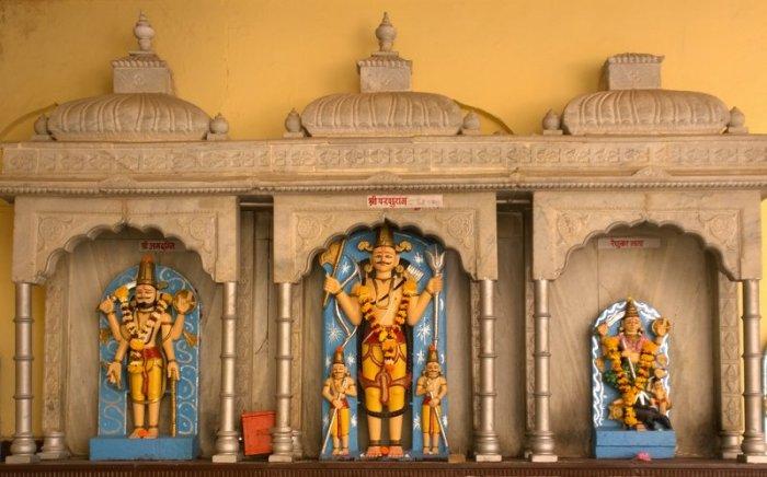 Nala Sopara, SHuraparaka, Surapantaka, Nirmal, Shankaracharya