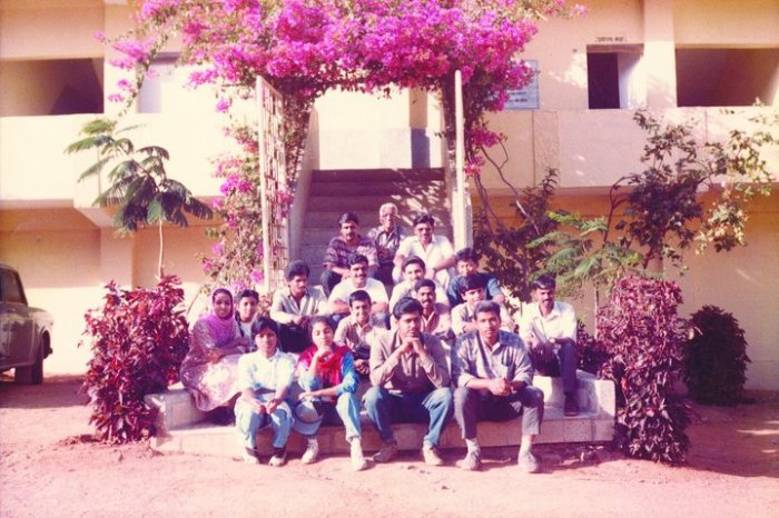 Dongargarh, Study Tour, MSc. geology, University of Pune