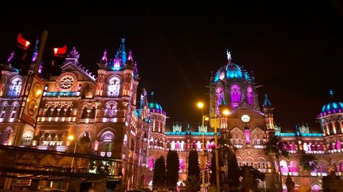Chhatrapati Shivaji Terminus, CST, Victoria Terminus, VY, UNESCO World Heritage Site, Monument, Central Railway Headquarters