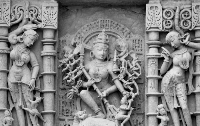 Durga, Mahisasuramardini, Hindu Mythology, Indian Art, Indian Aesthetics