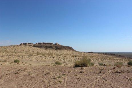 Elliq Qala, Karakalpakstan, Khorezm, Heritage, Monuments of Uzbekistan, Ayaz Qala