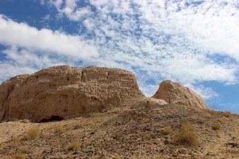 Elliq Qala, Karakalpakstan, Khorezm, Heritage, Monuments of Uzbekistan, Tower of Silence, Dakhma
