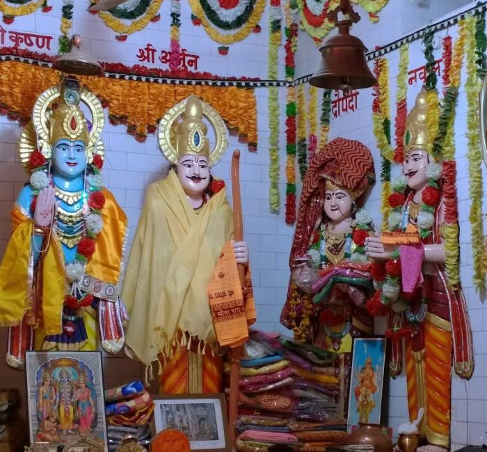 Lohargal, Shekhawati, Rajasthan. Travel, Pandavas, Mahabharata