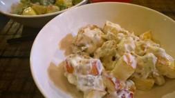 Restaurant Review, Just Binge, Just Bing'g'e Vashi, Nuvofoodies, Waldorf Salad