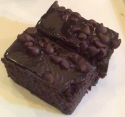 Restaurant Review, Just Binge, Just Bing'g'e Vashi, Nuvofoodies, Chocolate Chip Brownies