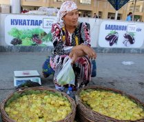 #MyDreamTripUzbekistan, Samarqand, Travel, Uzbekistan, Central Asia, Food and Market Tales, Foodie, Vegetarian