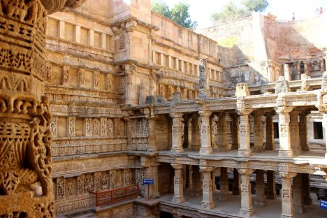 UNESCO World Heritage Site, Historical Monument, Architecture, Heritage, India, Incredible India, Rani ni Vav, Queen's Stepwell, Patan, Gujarat