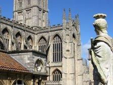 UNESCO World Heritage Site, Historical Monument, Architecture, Heritage, City of Bath, United Kingdom
