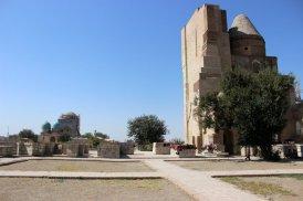 UNESCO World Heritage Site, Historical Monument, Architecture, Heritage, Historic Centre of Shakhrisyabz, Uzbekistan