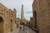 UNESCO World Heritage Site, Historical Monument, Architecture, Heritage, Itchan Kala, Khiva, Uzbekistan