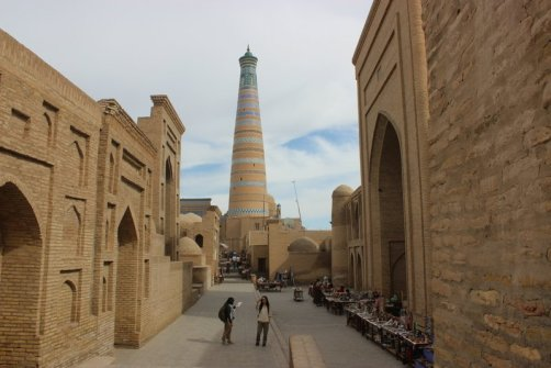 UNESCO World Heritage Site, Historical Monument, Architecture, Heritage, Itchan Kala, Khiva, Uzbekistan