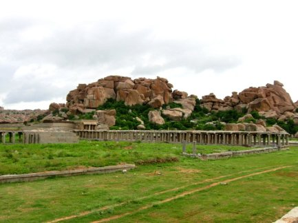 UNESCO World Heritage Site, Historical Monument, Architecture, Heritage, India, Incredible India, Hampi