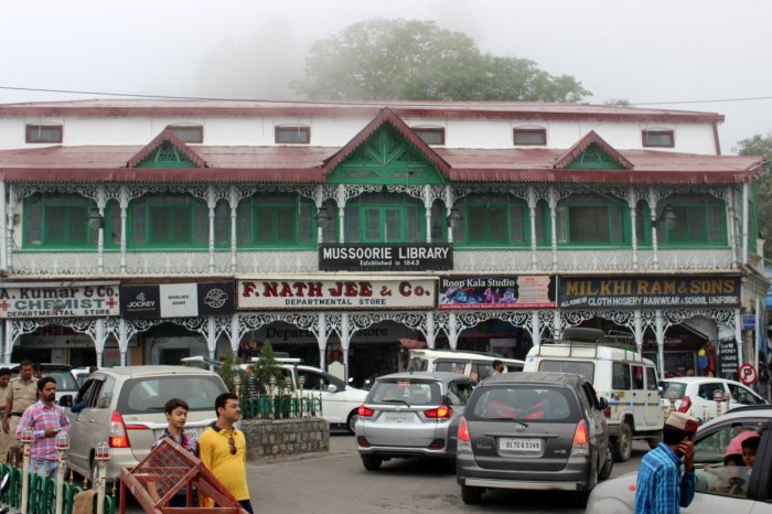 Exploring Mussoorie and Landour 8