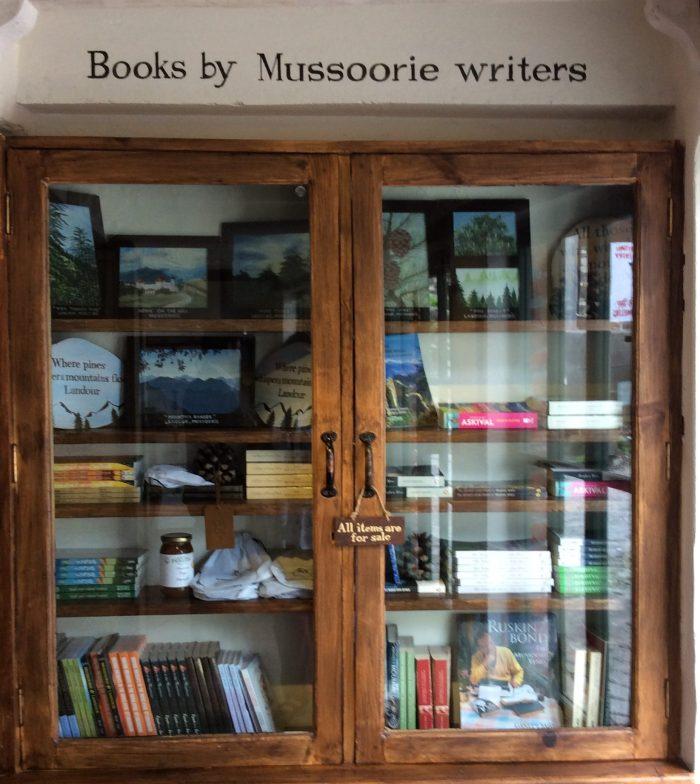 Writers of Mussoorie, Zarina Bhatty, From Purdah to Piccadilly, Bill Aitken, Ruskin Bond, Stephen Alter, Hugh and Colleen Gantzer