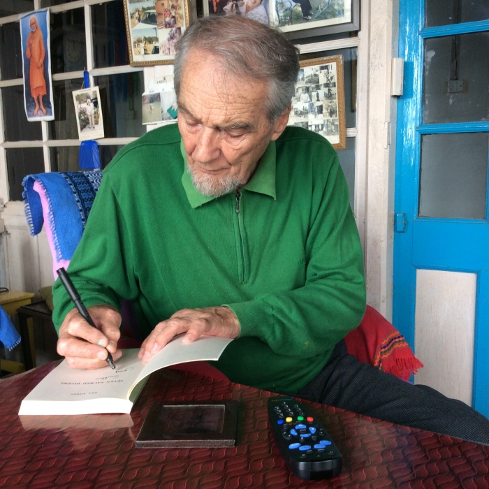 Writers of Mussoorie, Bill Aiken, Seven Sacred Rivers