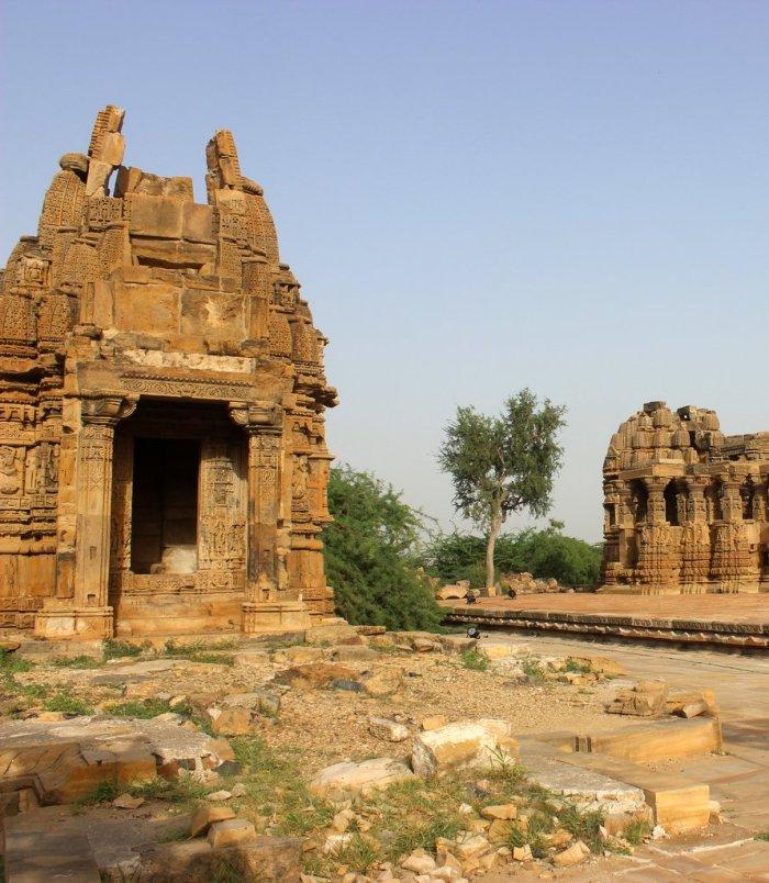Temples of Kiradu, Kiradu Temples, Cursed Temples, Barmer, Heritage, Rajasthan, History,