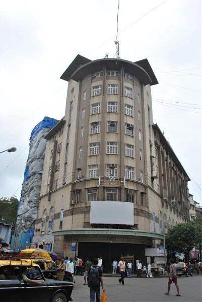 Cotton Exchange Building, Urban Heritage, Mumbai, Bombay, Kalbadevi
