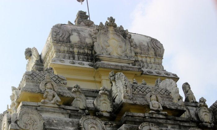 Jain Temples of Tamil Nadu, In search of Jain heritage in Tamil Nadu, Travel, Jainism, Kanchipuram