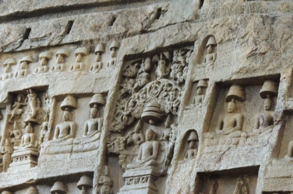 Jain Temples of Tamil Nadu, In search of Jain heritage in Tamil Nadu, Travel, Jainism, Kazhugumalai