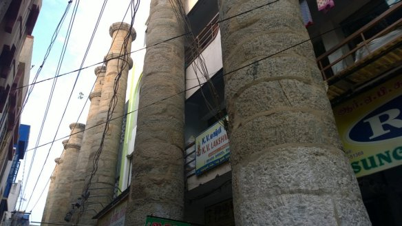 Pathu Thoon, 10 Pillar, Rang Vilas, Thirumalai Nayak, Heritage, Travel, Madurai, Tamil Nadu, India