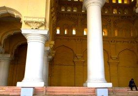 Madurai, Thirumalai Nayaka Mahal, Thirumalai Naicker, Nayak, Naik, Travel, Palace, Architecture, Heritage