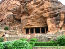 Tentative List for UNESCO World Heritage Site, India, Incredible Inda, Architectural Monument, Badami Caves, Karnataka, Rock-cut Caves
