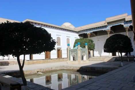 Tentative List for UNESCO World Heritage Site, Architectural Monument, Badruddin Naqshbandi Mausoleum, Bukhara, Uzbekistan