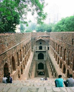 Tentative List for UNESCO World Heritage Site, India, Incredible Inda, Architectural Monument, Delhi, Stepwell, Agrasen ki Baoli