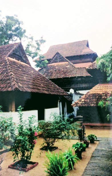 Tentative List for UNESCO World Heritage Site, India, Incredible Inda, Architectural Monument, Padmanabhapuram Palace Complex, Travancore State, Tamil Nadu
