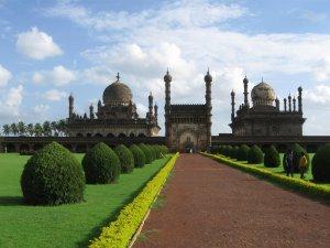 Tentative List for UNESCO World Heritage Site, India, Incredible Inda, Architectural Monument, Monuments of the Deccan Sultanate, Adil Shahi Monument, Ibrahim Rauza, Bijapur, Karnataka
