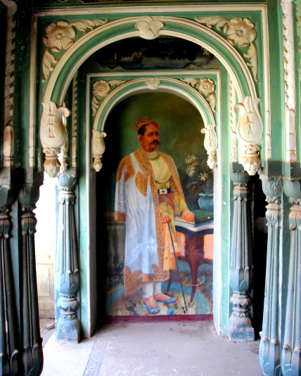 Garh Mahal, Painted Rooms, Jhalawar, Ghasiram, Travel, Indian Art, Indian Aesthetics, Hadoti, Rajasthan