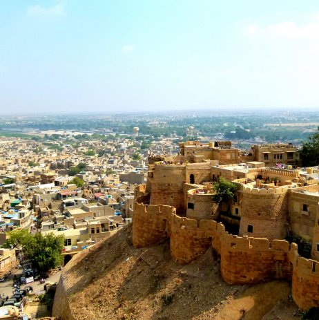UNESCO World Heritage Site, Historical Monument, Architecture, Heritage, India, Incredible India, Hill Forts of Rajasthan, Jaisalmer Fort, Jaisalmer