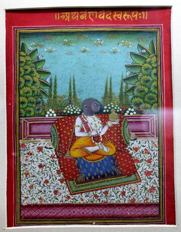 Painted Vedas, Government Museum, Jhalawar, Travel, Museum Treasure, Rajasthan