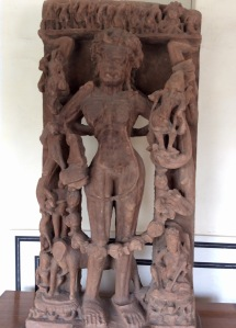 Jhalawar, Gadh Mahal, Gadh Palace, Government Museum, Sculpture Gallery, Chamunda