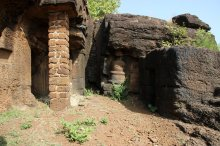 Kolvi Caves, Buddhist Caves, Indian Art, Indian Aesthetics, Hinayana, Rajasthan. Travel, Hadoti Trip, Hadoti, Laterite